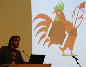 """Lauri Järvilehto ITK-konferenssin avajaisissa: """"Oppiminenhan on yksi ihmisen mielettömimmistä flow-kokemuksista!"""""""
