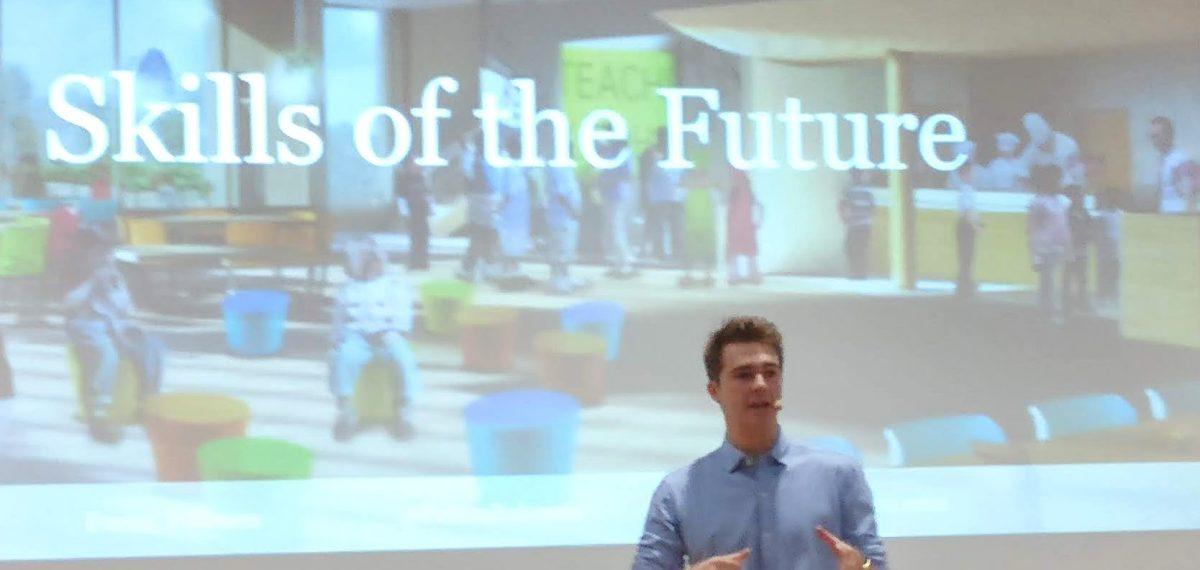 Työn murros ja tulevaisuuden osaaminen